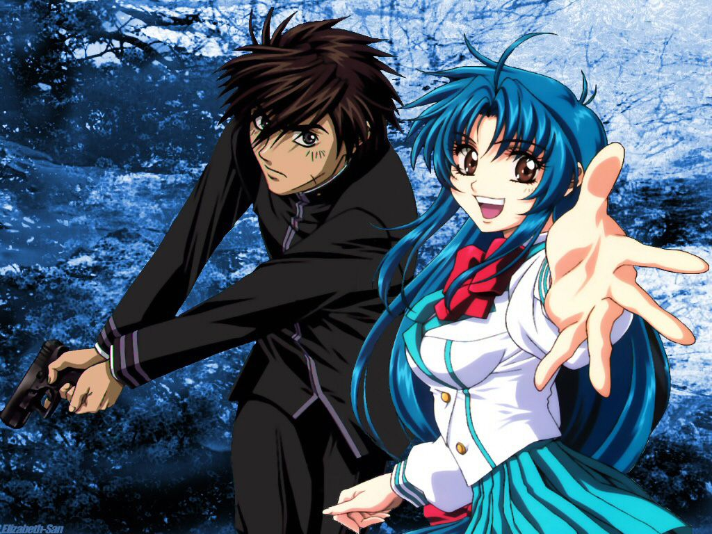 Image result for Full metal panic