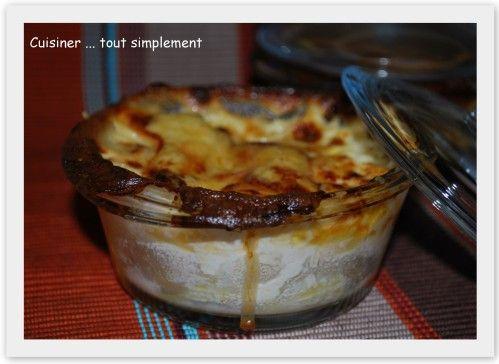 Petites Marmites : Gratin de Pommes de Terre au Saumon