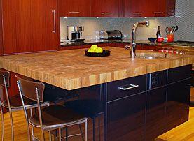 Image Result For Ipe Wood Countertop Butcher Block Countertops Teak Wood Custom Kitchen