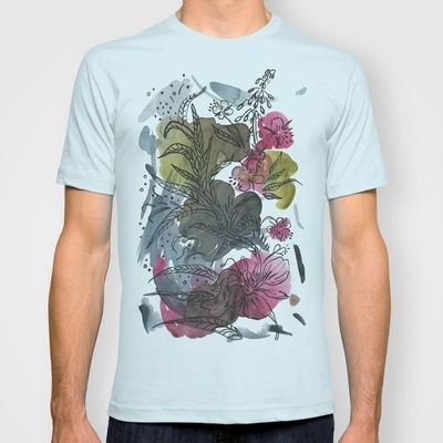 A bouquet for you T-shirt by Dreamy Me