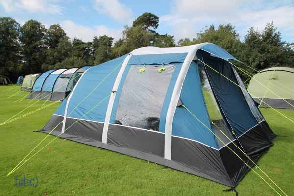 Sunncamp Sapphire 500 INFLATABLE Yes Inflatable Tent Available For Order Now At Awnings Direct Get Ready Your Summer Camping Trip With One Of Our