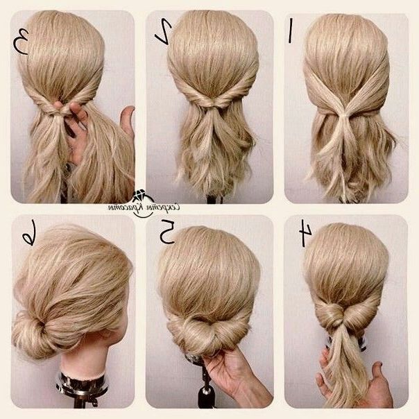 33 Easy Updo Hairstyles You Will Like With Images Diy Wedding Hair Hair Updos