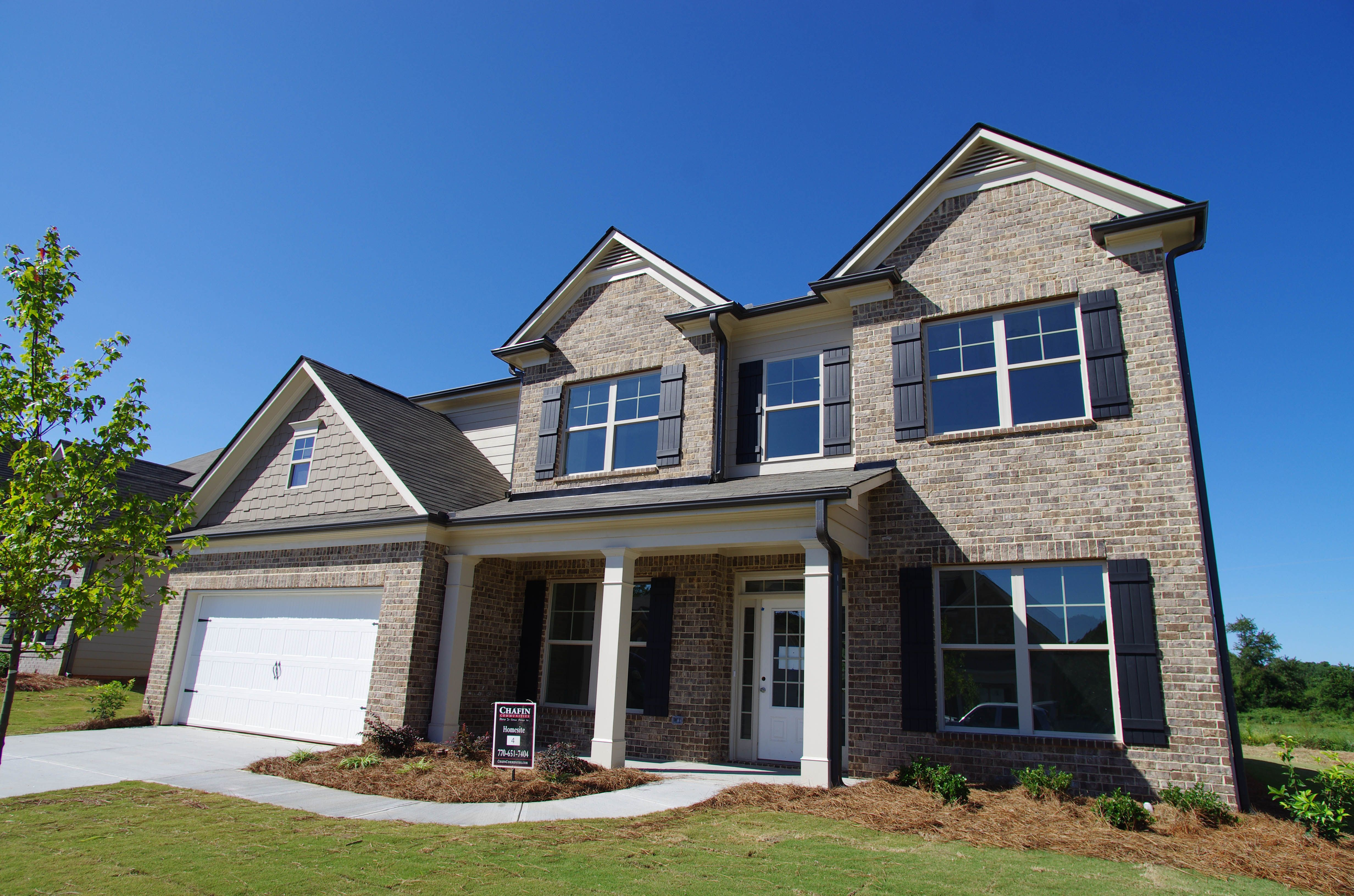 Pin By Chafin Communities On Parkside At Mulberry New Homes Gwinnett Home Builders Home House Styles