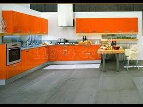 cocina color naranja decoraci n casa pinterest
