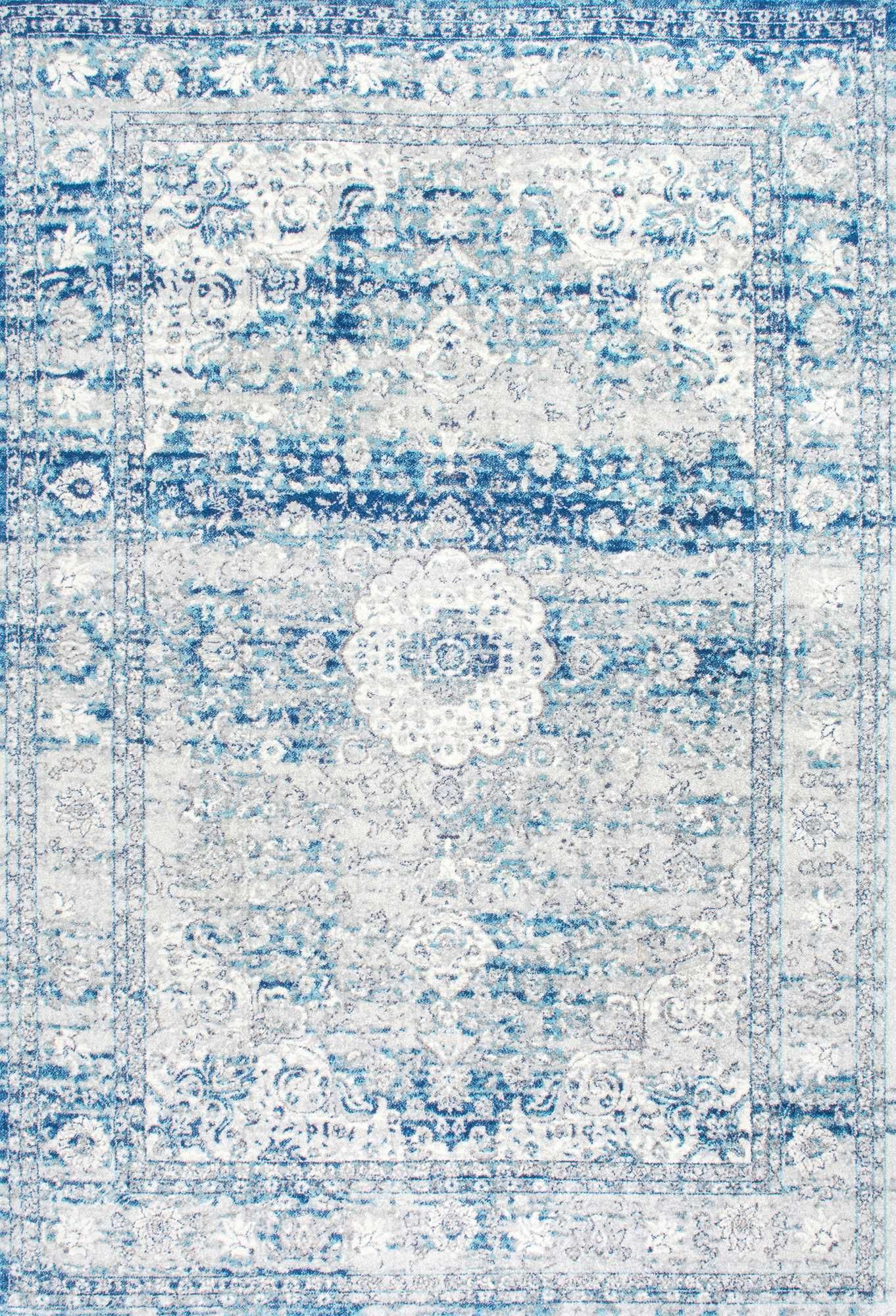 Loving The Effect Of This Faded Rugs Usa Bosphorus Bd35