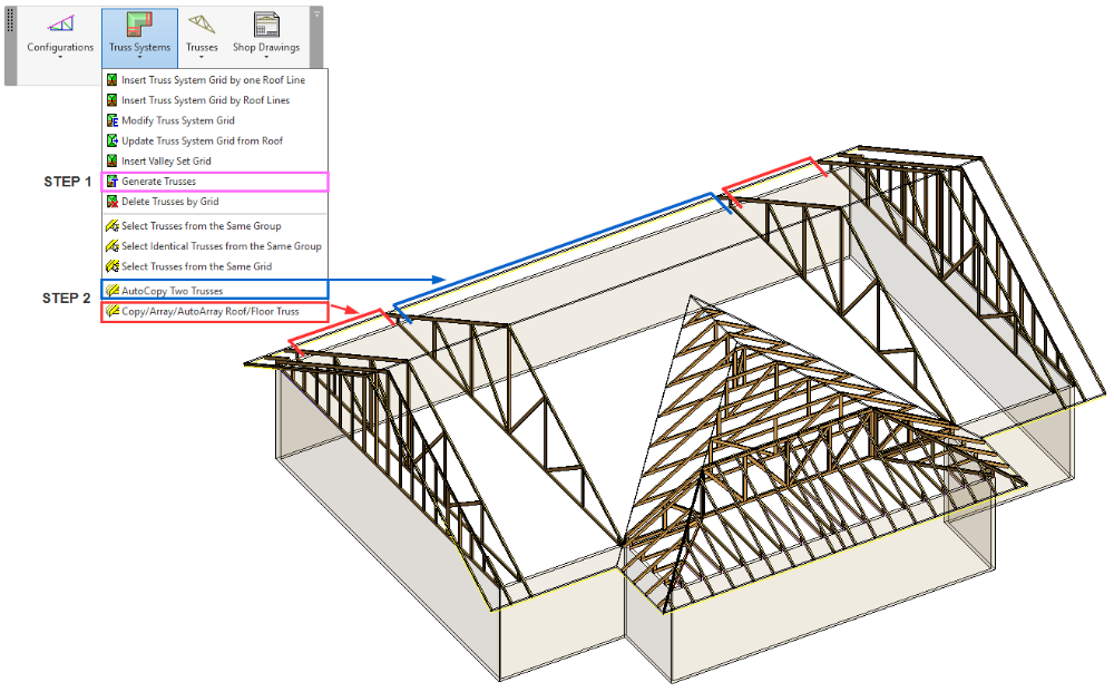Roof Truss Systems Roof Trusses Roof Truss Design Truss Structure