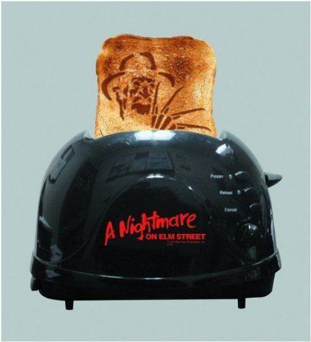 A Nightmare on Elm Street Freddy Krueger Bread Toaster, http://www.amazon.com/dp/B00H731EOE/ref=cm_sw_r_pi_awdm_Bvtgub18M095N