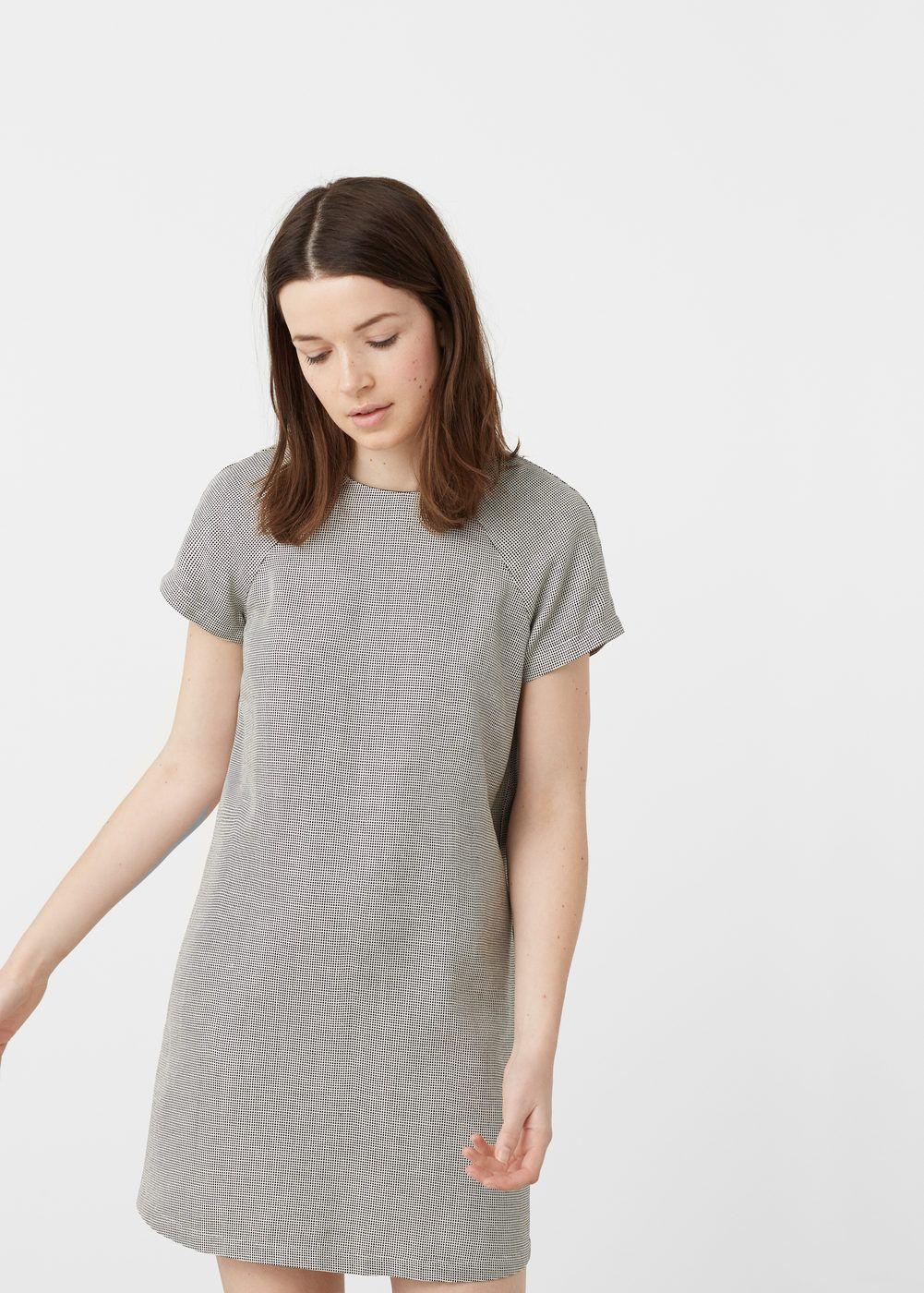 Check shift dress - Woman in 2018   Signature style   Dresses ... 1b24b6e69e