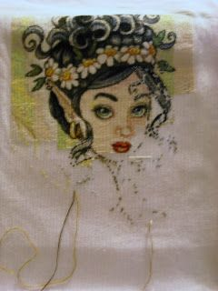 Jolyn's Stitching Obsessions: June 2011