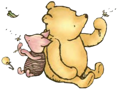 Classic Winnie the Pooh Illustrations | The above images ...