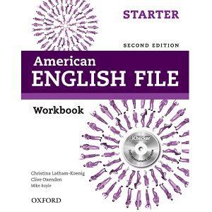 Ebook American English File Starter