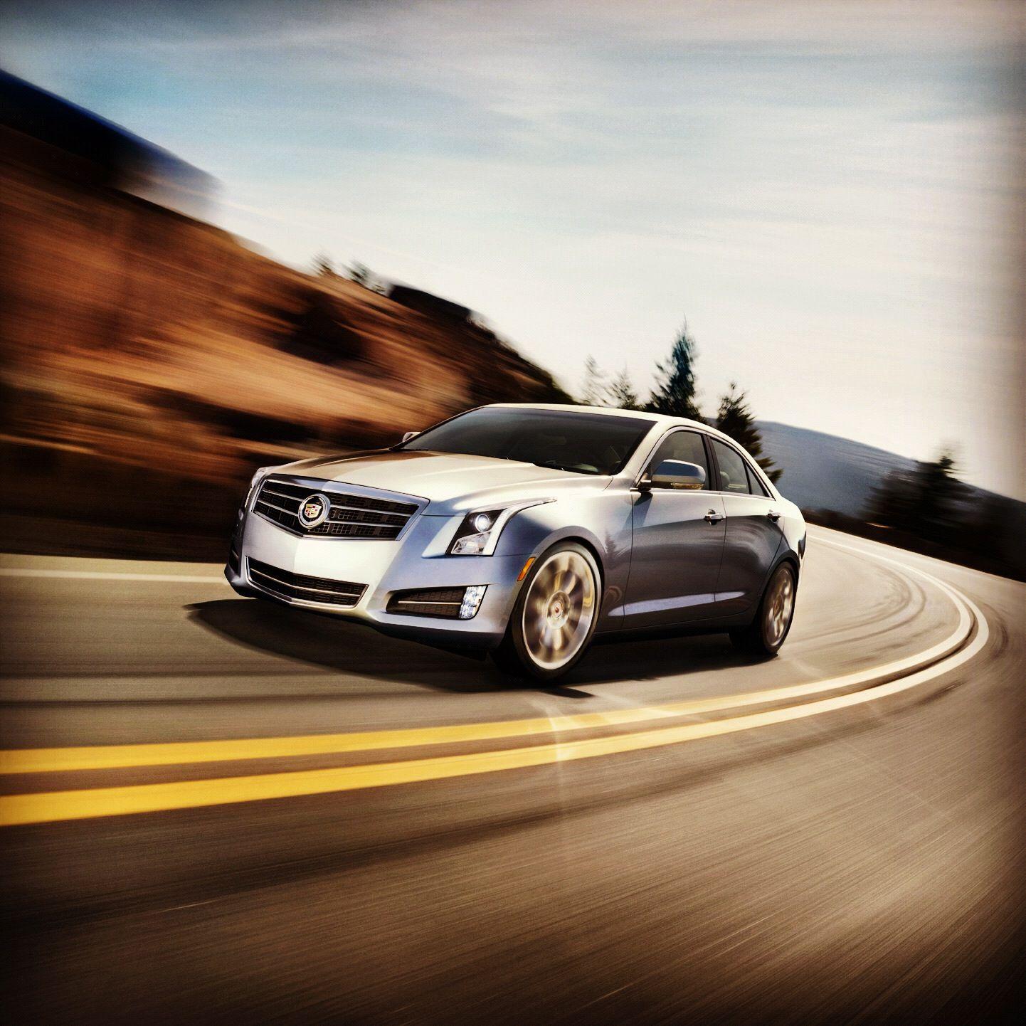 Custom Cadillac Ats: The All-new #Cadillac #ATS