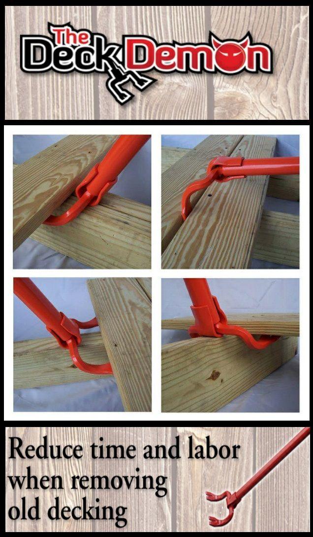 Deck Demon For Demolition Tools Accessories Manasquan Premium Fasteners