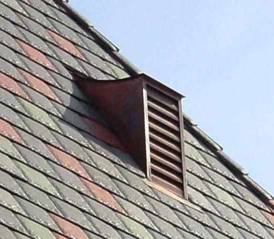 Roof Gable Vents Cr220 Copper Manor Architectural Products L L C House Exterior Exterior House Colors Gable Vents