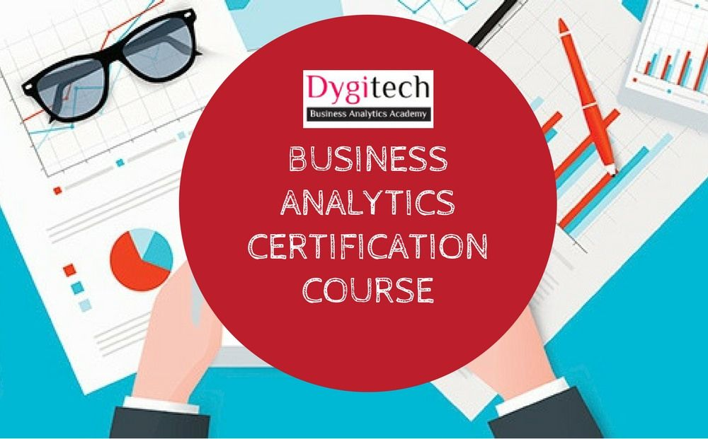 Certified Best Business Analytics Certification Courses