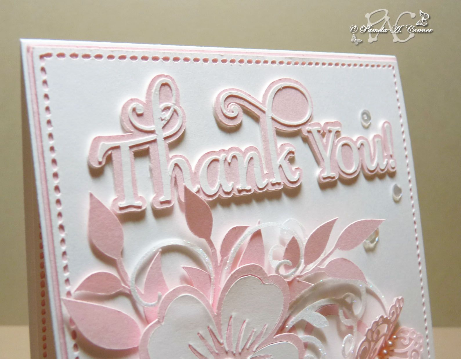 Yorkiemoms Creative Corner Thank You Card For My Wound Nurse And