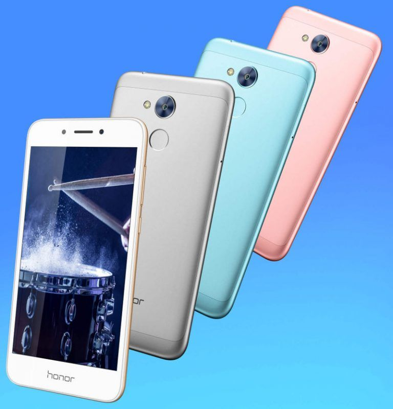 Honor 6a unveiled in china with 3gb of ram android nougat