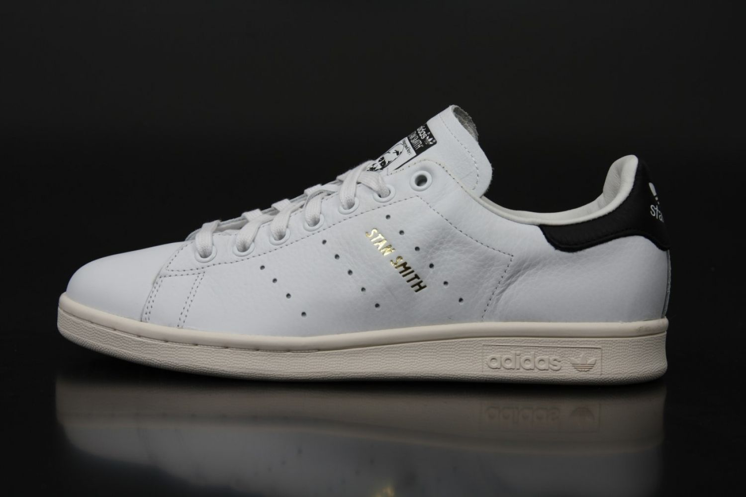 Adidas - Adidas Stan Smith Footwear White Core Black Sneaker S75076 -  Fahrenheitstore