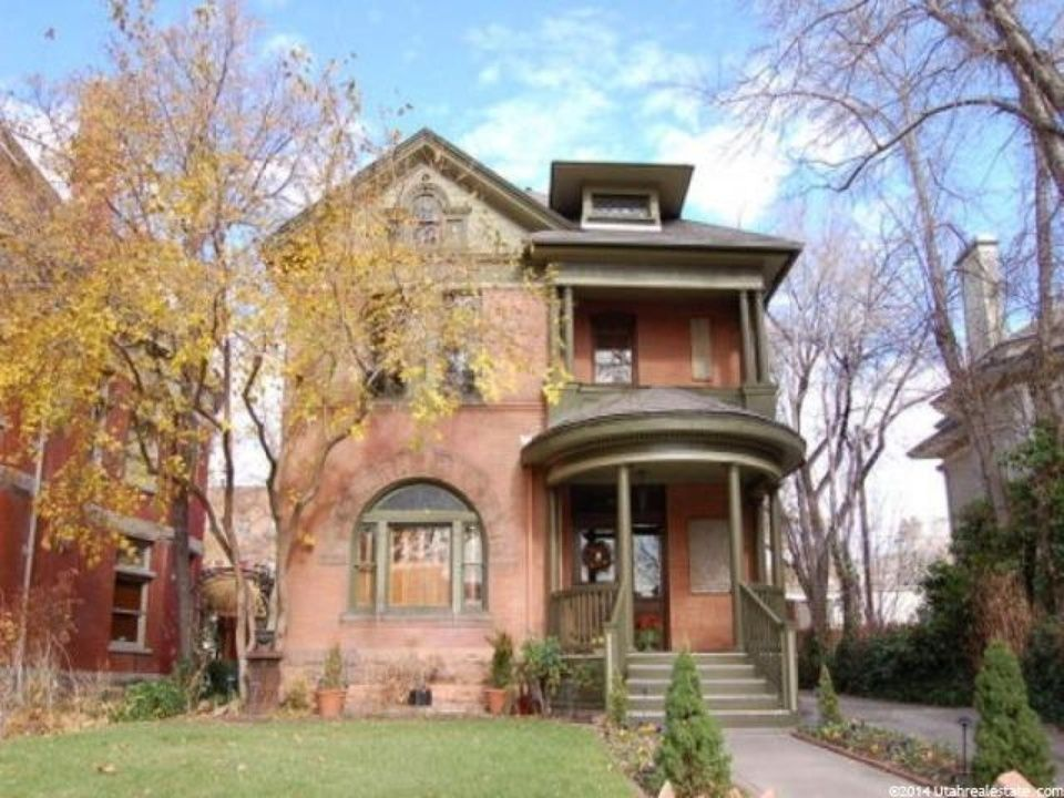 Stately Victorian Brick Exterior House Old Houses For Sale Old Victorian Homes