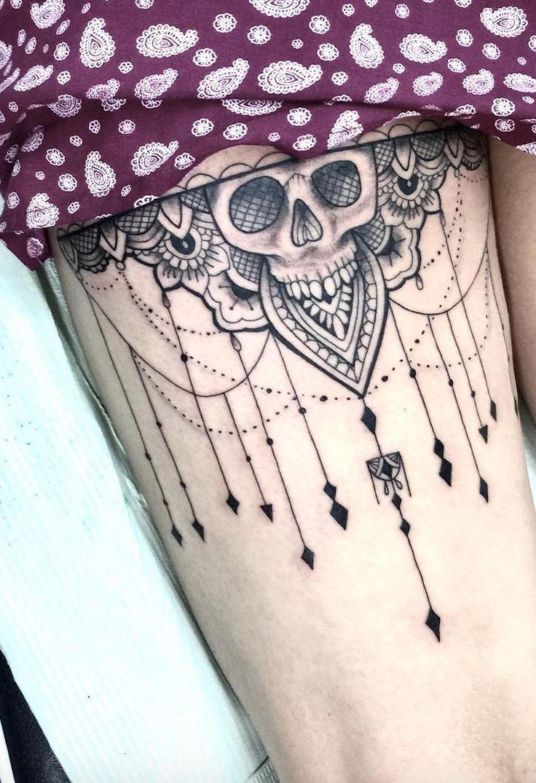 Photo of 20 Tag der Toten Tattoos, die Sie dazu inspirieren, das Leben zu feiern   – Tatt…