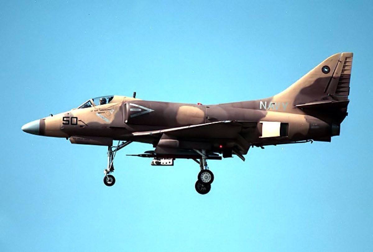Top Gun A-4