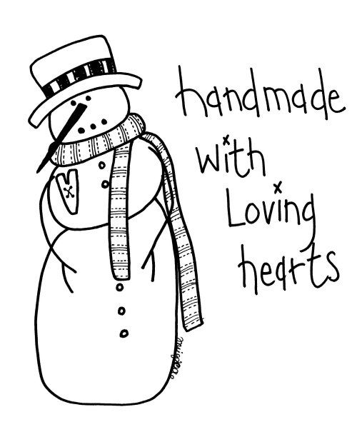 Feeling Creative Today! Maybe a nice label for a quilt or