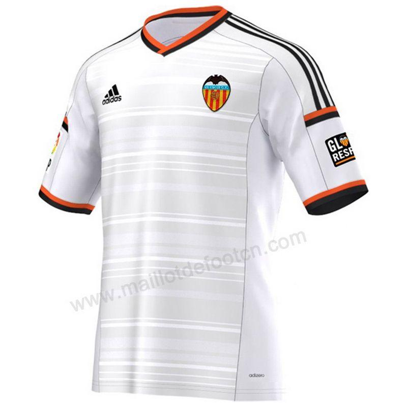 Camisetas de Adidas del Valencia CF 2014-15[FOTO] Maillot Valencia CF 2014 2015 domicile[PHOTO] Valencia CF football shirts 2014 2015[PHOTO]