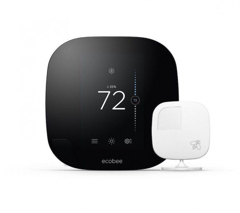 Ecobee Thermostat: nicht so intelligent wie google nest – trotzdem etwas smarter