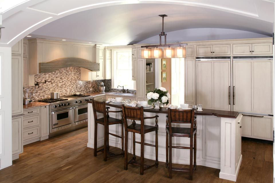 Traditional Kitchens - Bilotta  Ceiling