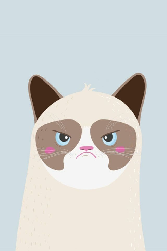 Grumpy Cat Cartoon Funny Shart Grumpy Cat Cats Grumpy Cat