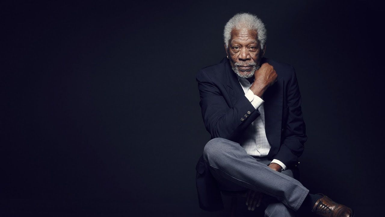 Morgan Freeman Alter