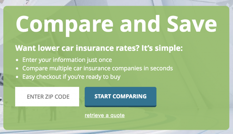 Get Potentially Lower Car Insurance Rates With Compare Com With