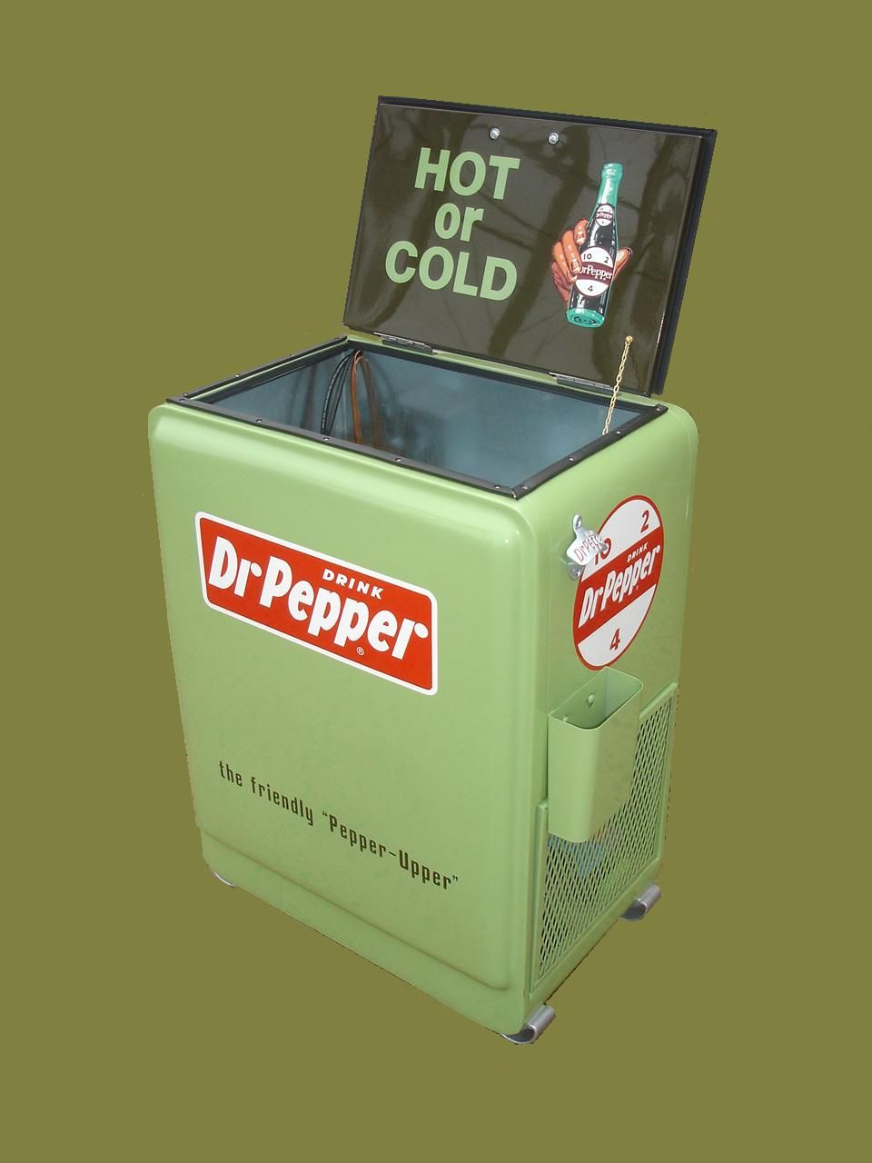 AUTHORIZED SALES AND RESTORATION OF VINTAGE SODA MACHINES