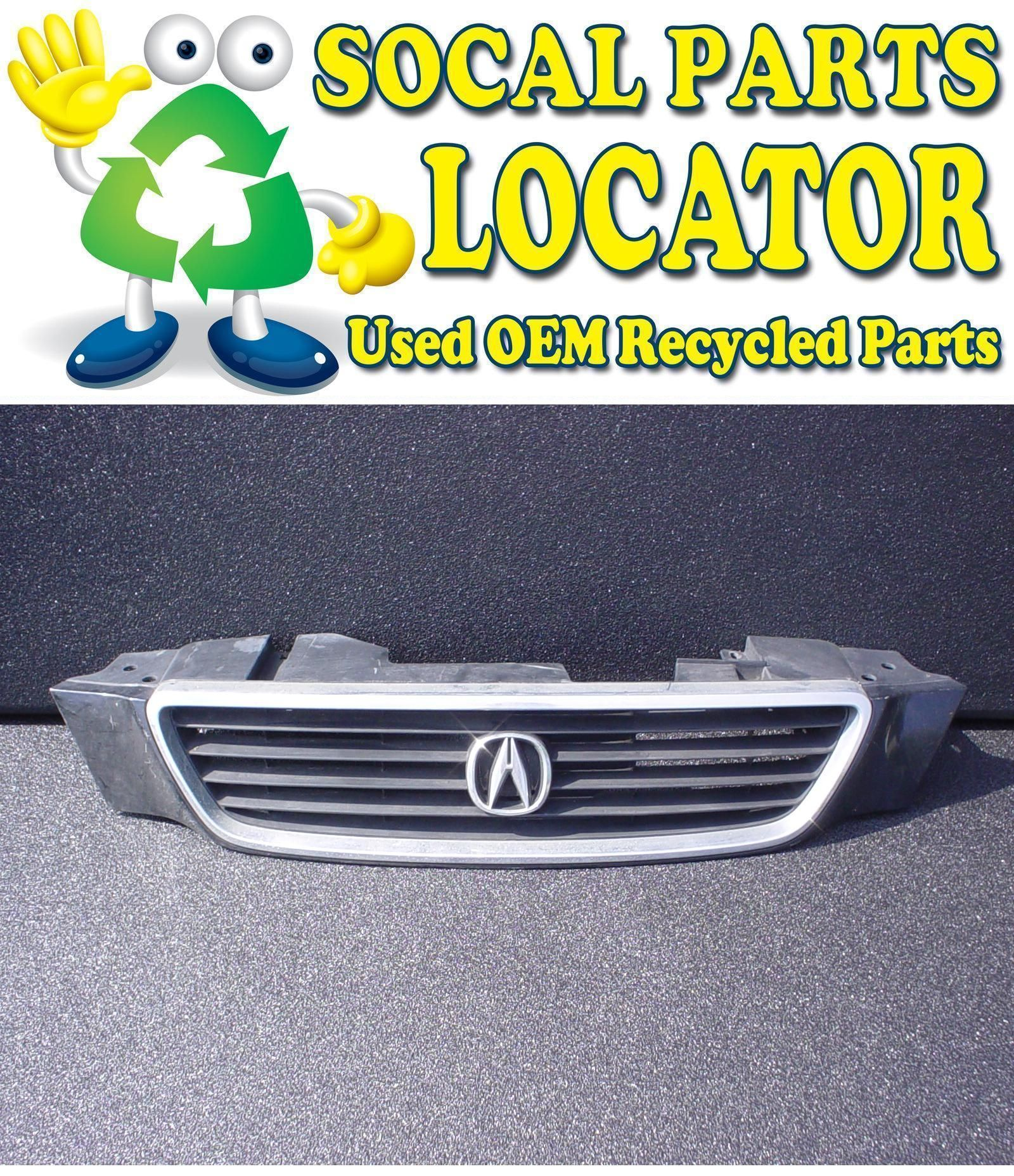 ACURA TL 3.2 GRILLE Grill USED OEM 96 97 98 So Cal Parts