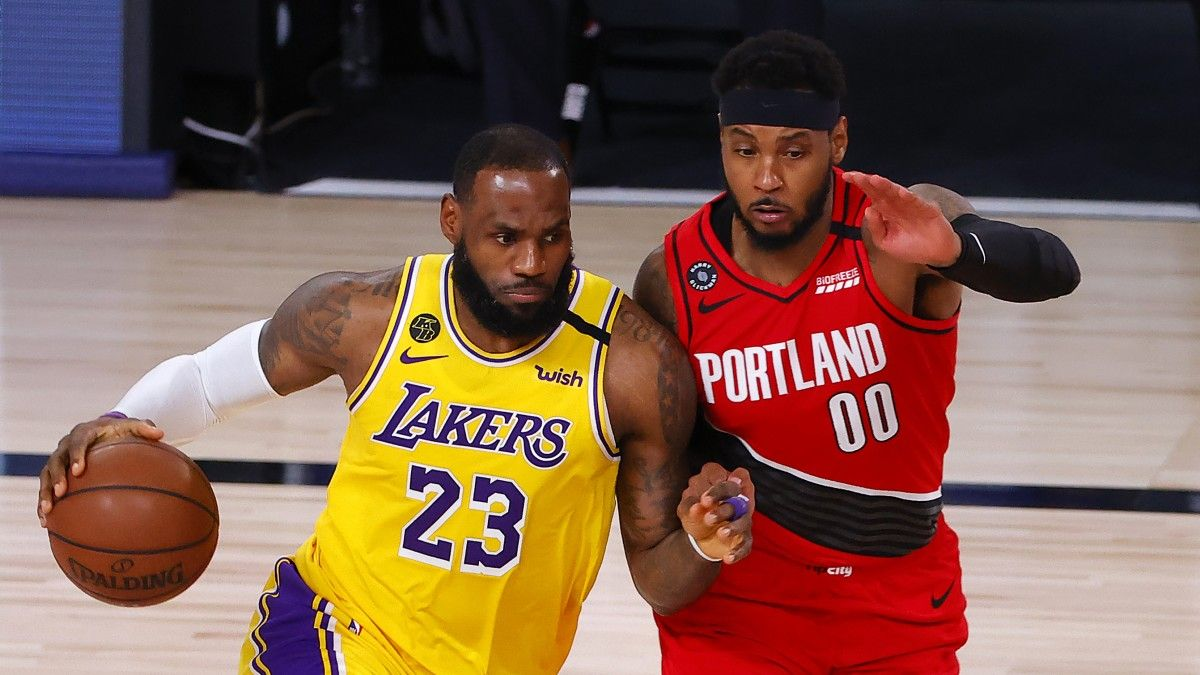 Nba Playoffs Los Angeles Lakers Vs Portland Trail Blazers Game 3 Injury Updates Lineups And Predictions Essenti In 2020 Lakers Vs Los Angeles Lakers Trail Blazers