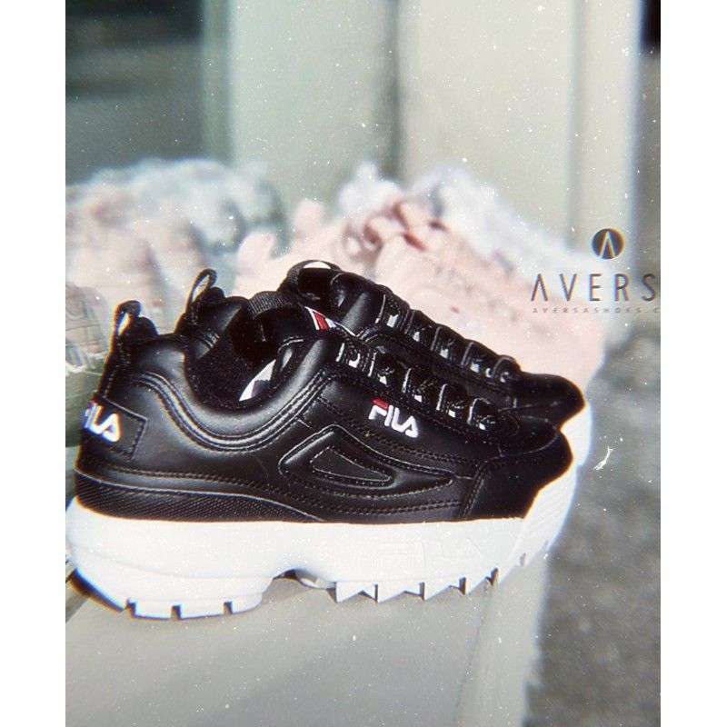 FILA Disruptor Low Wmn Sneakers nera | �?apparel in 2019