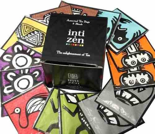 Fair trade tea from Argentina (yum!)   http://www.intizen.com.ar/