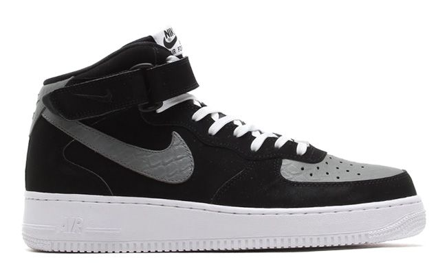 online store 4cd4f 7c927 nike air force 1 mid suede black white