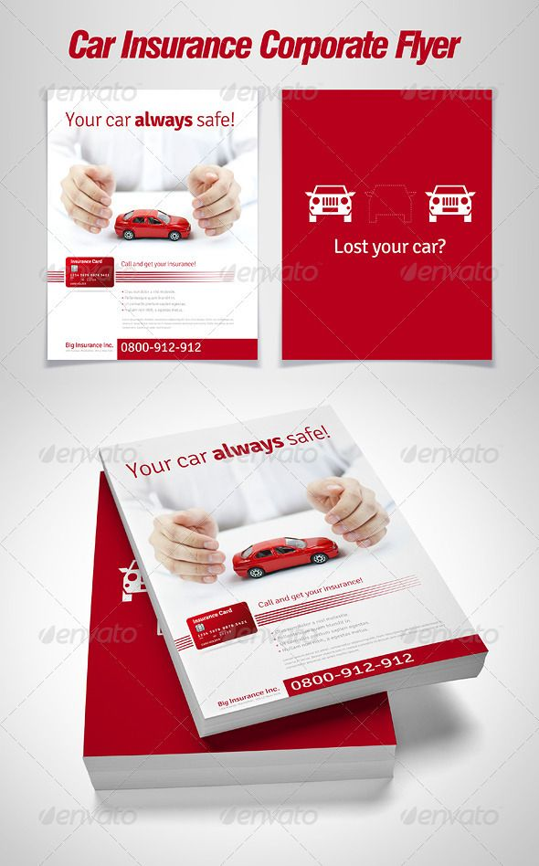 Car insurance corporate flyer graphicriver car insurance corporate car insurance corporate flyer graphicriver car insurance corporate flyer poster clean design altavistaventures Choice Image