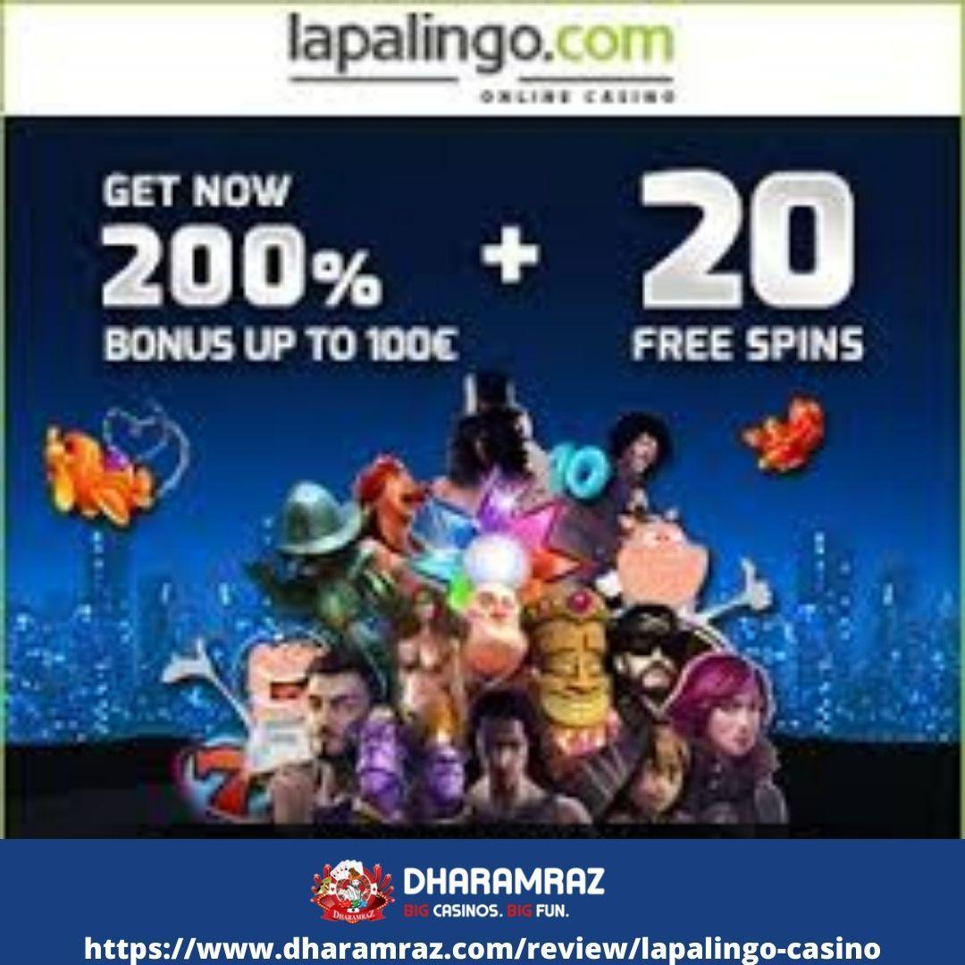 Free Online Casino With No Deposit Money Lapalingo