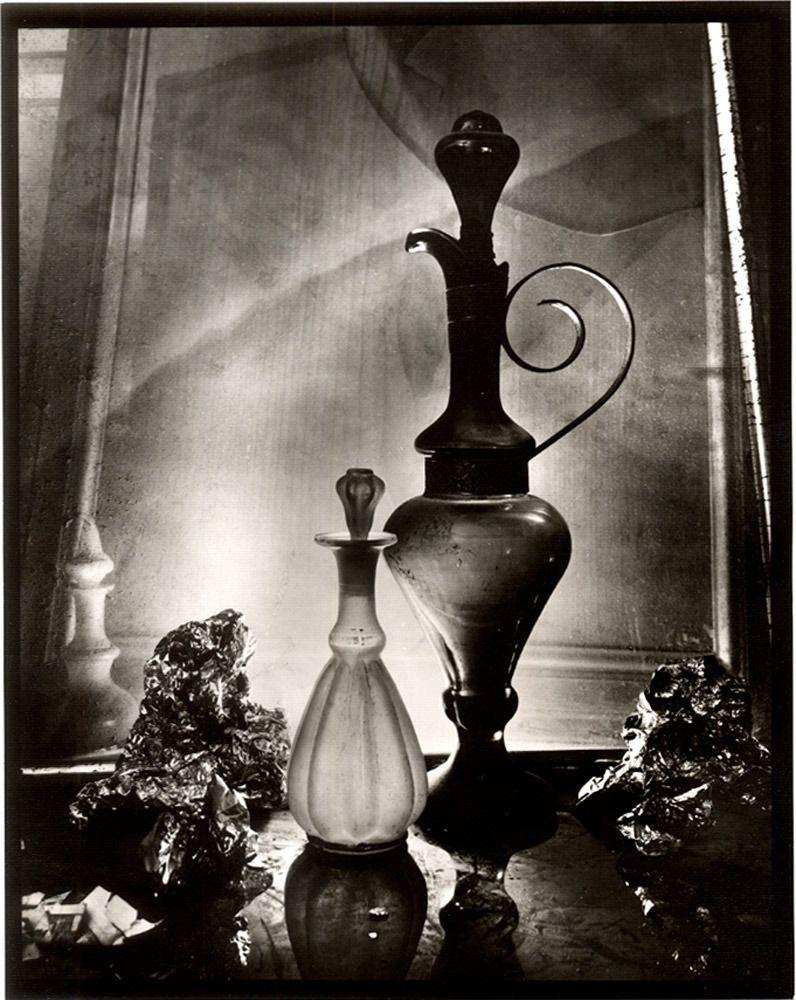Josef Sudek - Glass Labrynths - 1968