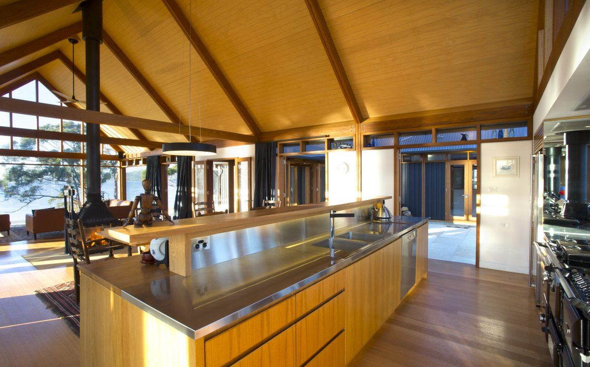 Beaupre Point house ..... ply doors \u0026 ceiling AUSTRAL PLY & Beaupre Point house ..... ply doors \u0026 ceiling: AUSTRAL PLY | AHFB ...