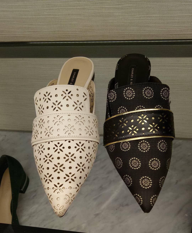 Sale Sandal Selop Charles Keith 799 000 Inc Jastip Blm