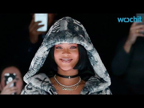Rihanna Debuts New Line at NYFW