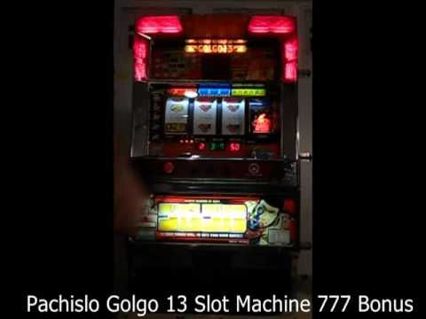13 Slot Machine