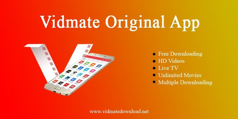 Vidmate Original App | Vidmate | App, The originals, Desktop screenshot