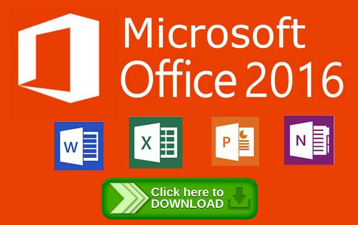 Download Microsoft Office 2016 Professional Plus Microsoft Office Microsoft Office Download