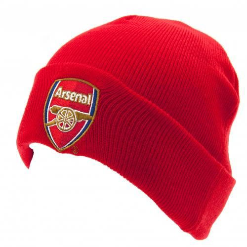 2f3c17cf13c Arsenal F.C. Knitted Hat TU RD. Knitted HatsSoccer ...