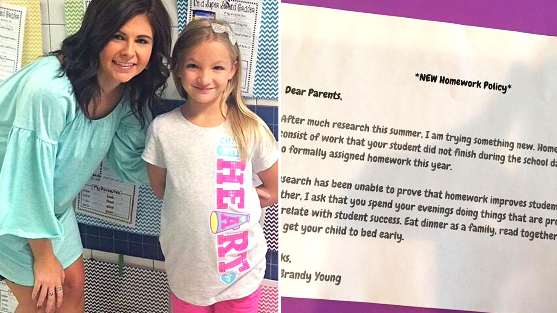 Download This teacher banned homework, and parents everywhere are ...