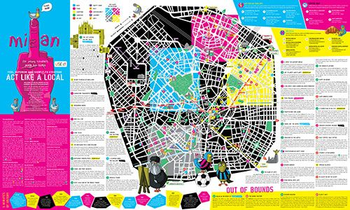 Download Milan City Map | City Maps - USE IT!